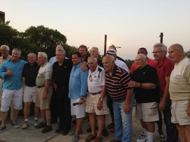 20120808_Blue Bombers Alumni BBQ – @ Pony Pier 7, July 2012
