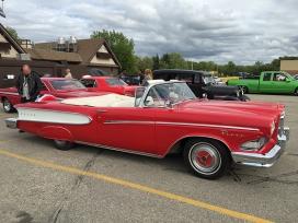 20150816_Sunday Night Cruise - Manitoba Mustang Club