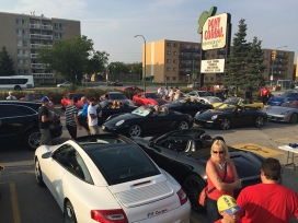 20150830_Sunday Night Cruise - Porsche Club