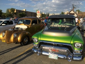 20150913_Sunday Night Cruise - Red River Jeep Club