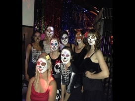 20141031_Day of the Dead – In support of united way at Pony Corral Pier 7