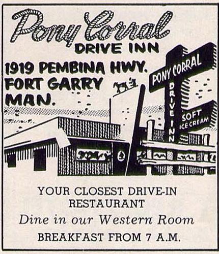 The Pony Corral