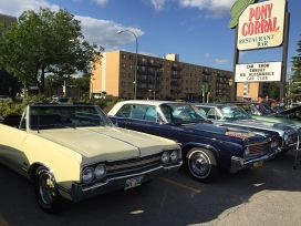 20150719_Sunday Night Cruise - MB Oldsmobile Car Club