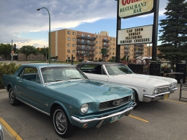 20150726_Sunday Night Cruise - Vintage Cruisers