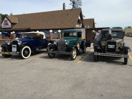 20150621_Sunday Night Cruise – Pontiac Club/MB Classic & Antique