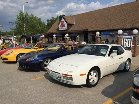 20150628_Sunday Night Cruise – Porsche Car Club