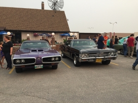 20150705_Sunday Night Cruise – Gimli Car Club