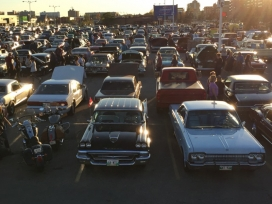 20150927_Sunday Night Cruise – Farewell to Summer Car Show